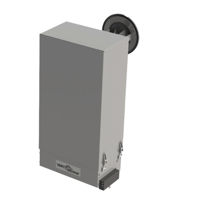 Компактная вентиляционная установка  V-STAT FKO 4А  (автоматика GTC)