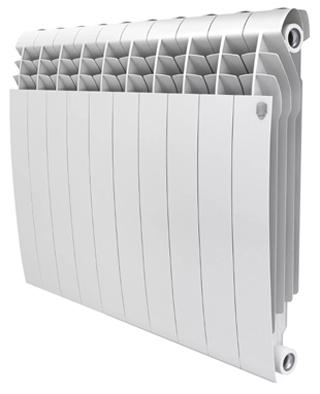Алюминиевый радиатор Royal Thermo DreamLiner 500, 10 секций