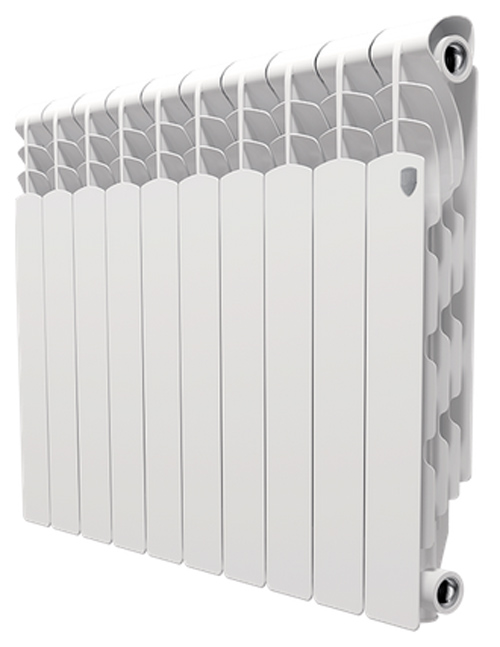 Биметаллический радиатор Royal Thermo Revolution Bimetall 350, 10 секций