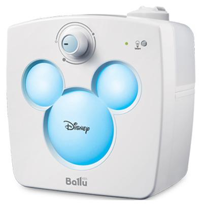 Ультразвуковой увлажнитель Ballu Disney UHB-240, голубой